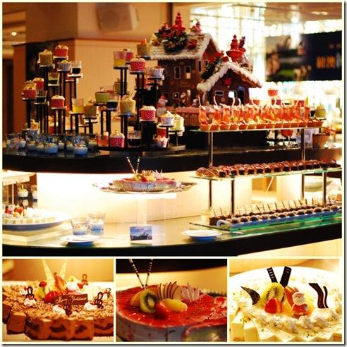 2009聖誕夜晚餐【清新溫泉度假飯店--新采西餐廳】 @ 蘇飛亞 ...